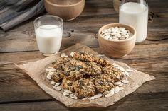 #Pumpkin #cookies! Se ancora non avete fatto colazione, questa è l'ideale da fare a casa #homemade, perché semplice da preparare e soprattutto leggera | #Break #Breakfast #food #sweetfood