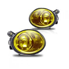 WinJet WJ30-0081-12 | 2005 BMW 3 Series Yellow OEM Fog Lights for Coupe/Sedan/Wagon Bmw E39, E46 M3, Bulbs For Sale, Atv Parts, Bulb Flowers, Bmw 3 Series, Car Lights, Custom Cars, Oem