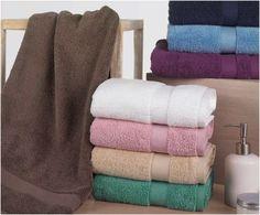 Juego de toallas de algodón rebajado