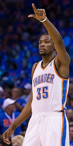 Kevin Durant takes his rightful place as MVP