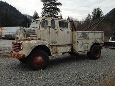 1948 Ford F-5 COE | So many possibilities. Has a rare Colema… | Flickr