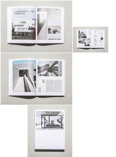 HERBURG WEILAND Editorial Layout, Layouts, Polaroid Film, Editorial Design