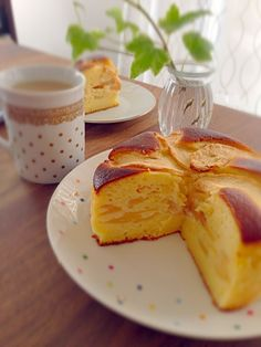 Sweets Recipes, Cooking Recipes, Japanese Sweets, French Toast, Cheesecake, Deserts, Food And Drink, Sugar, Baking