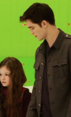 Breaking Dawn part 1 & 2 bts