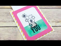Color Magic Slider Card Tutorial = WOW CARD - Luvin Stampin