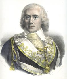 Paul Barras (1755-1829) was born into a noble family. When he was 21 he joined the military as a 'gentleman soldier' and served in India for 2 years. When the Revolution came, despite his noble birth, Barras sided with the Revolutionaries and voted for the King's beheading. He also played a role in the fall of Robespierre, and was rewarded in 1795 by being selected as one of the Directors, a position he used to enrich himself, building a massive fortune.