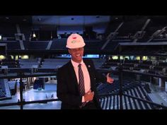 Get a Behind-the-Scenes look at the 2012 DNC Convention Center
