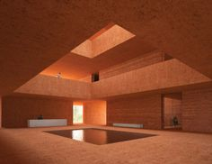 David Chipperfield Architects / photography museum, morocco
