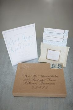 Kraft-Paper-Wrapped-Boxed-Wedding-Invitation