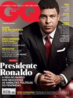 GQ Brazil - Ronaldo