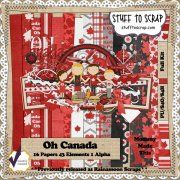 Oh Canada - PU/S4O/S4H  $4.99