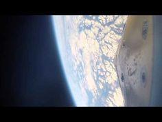 Höhenforschungsrakete MAPHEUS 5: Video vom Start aus Sicht der onboard K...
