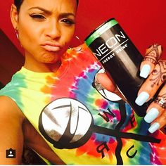 Boosting energy with veon energy drink www.vineonenergydrink.com  #neon #energy #drink #powerbooster #natural #healthy