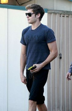 Zac Efron-lets be honest..who else could pull off those pants