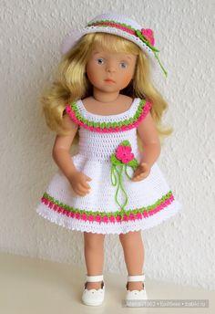 Приглашение в лето... Игровые куклы Käthe Kruse. Minouche. Подружки Готц / Одежда и обувь для кукол - своими руками и не только / Бэйбики. Куклы фото. Одежда для кукол