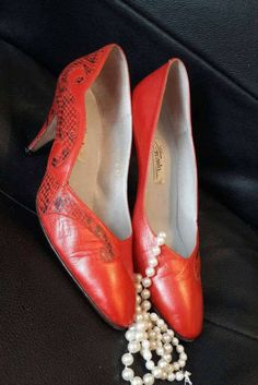 Vintage Penata shoes Italian leather shoes by Prettyvintagehouse