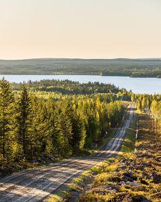 Rovaniemi, Finland by Matti Pehkonen (@mattipehkonen) on Instagram