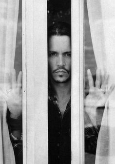 Johnny Depp. ☚ #celebrities