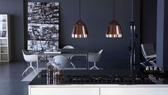 BELL LAMP by VENICEM available at Haute Living