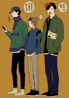 こ〜(@z8koo)さん | Twitter Manga Anime, Film Anime, Fanarts Anime, Haikyuu Ships, Haikyuu Fanart, Haikyuu Anime, Kuroo Tetsurou, Kagehina, Akaashi Keiji