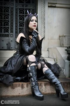 Demon girl - Regina Yuriko