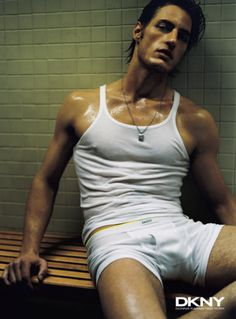 PHOTOS: Male Underwear Models Through The Decades / Queerty
