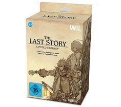 The Last Story Collector - Edition Limitée (Wii)