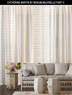 Lahood specialises in beautiful curtains, blinds, wallpaper and fabrics in Auckland. Revitalise your home or business with high-quality window furnishings. Decor, Tropical Interior, Beautiful Blinds, Tropical Interior Decor, Home Decor, Hawaiian Decor, Tuscan Decorating, Interior Design Living Room, Beach Style Curtains