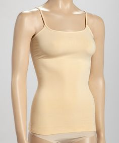 Loving this Nude Shaper Camisole - Women on #zulily! #zulilyfinds