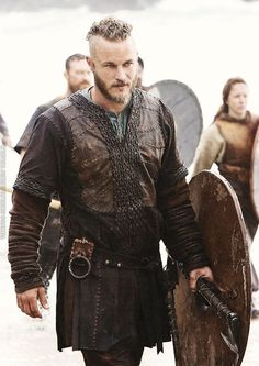 "Ragnar Lothbrok, from ""Vikings"""