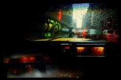 Dans un taxi à NY  ETERNO !