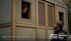 Muhteşem Yüzyıl 116. Bölüm 2. Fragman fotoğrafları (screen captures) - Burcu Özberk (Huri Cihan Sultan), Macit Koper (Lala Mustafa Paşa)