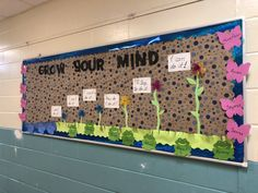 Grow your mind classroom Ms, Mindfulness, Classroom, Canning, Breakfast, How To Make, Food, Class Room, Morning Coffee