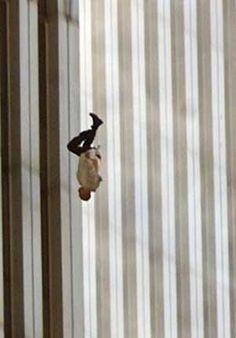 September 11, 2001, Falling Man