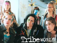 The Tribe -Amber, Pride, Ebony, Bray<3