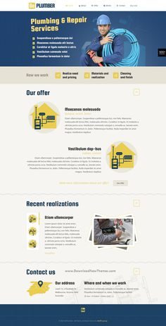 BeTheme is a clean, stylish and modern design responsive multipurpose WordPress theme that helps you build any type of website in a few hours. It comes with 500+ pre-built niche homepage layouts. Save time and money to download now & live preview click on image 👆 Plumber Plumbertools Plumberwebsitedesign Plumberwebsitetemplate pluming handyman servicing websitedesign websitetemplate websitelayout uidesign uxdesign