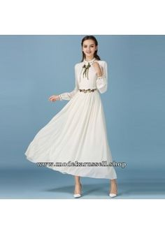 Elegantes vintage kleid