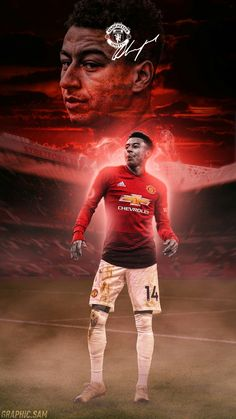 Lingard Manchester United, Manchester United Team, Manchester United Wallpaper, Football Is Life, Football And Basketball, Nike Football, Cristiano Ronaldo Celebration, Liverpool Soccer, Jesse Lingard
