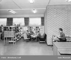 Deichmanske, Nordtvet filial 1966