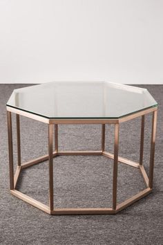 Hexagon Glass Modern Coffee, End Table Custom coffee table legs are an ideal way to add a refined appearance to any piece of furniture. From the materials used to the color, size, and finish, your new coffee table legs are created just for you.  Iva Décor Studio provides designer coffee table legs Hexagon Coffee Table, Coffee Table Legs, Dining Table Legs, Coffee Table Design, Modern Coffee Tables, Mid Century Modern Table, Steel Furniture, Furniture Nyc, Cheap Furniture