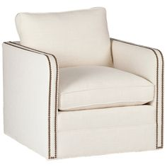 Gabby Reeves Swivel Chair @Zinc_Door