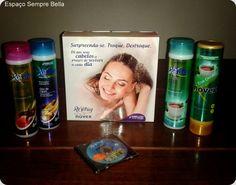 Espaço Sempre Bella: #Resenha - Trocando e Destrocando de Shampoo Com K...