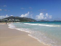 Orient Beach St. Maarten.
