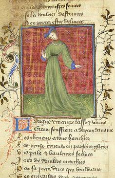 Roman de la Rose, MS M.245 fol. 74v - Images from Medieval and Renaissance Manuscripts - The Morgan Library & Museum