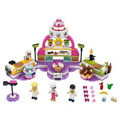 Shop LEGO Friends Baking Competition 41393 at Best Buy. Find low everyday prices and buy online for delivery or in-store pick-up. Building Sets For Kids, Lego Building Sets, Lego Store, Lego Sets, Lego Mini, Boutique Lego, Modele Lego, Construction Lego, Cool Ideas