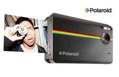 Polaroid Z2300 - Smart kompakt digitalt polaroidkamera!