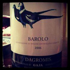 GAJA Dagromis Barolo 2006