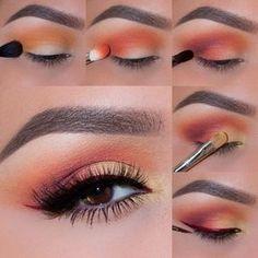 Maquillaje Moana