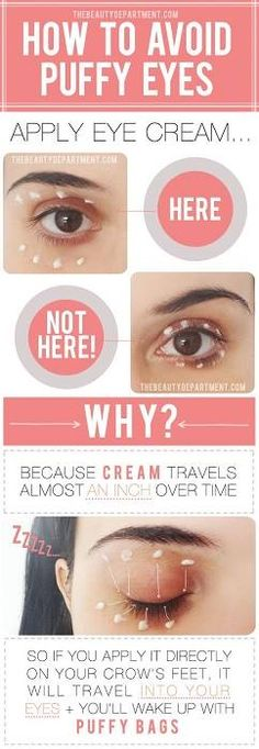 Did you know that eye cream travels an inch over time? So apply it correctly! Mary Kay Timewise Age-Fighting Eye Cream Contact me: www.marykay.com/LaShon