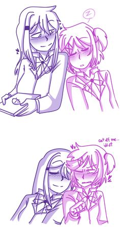 Have some natyuri you can't stop me it my ship ok. MY SHIP!!! By darkrouge0430